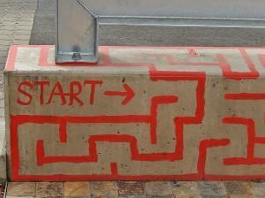 Starten is niet altijd eenvoudig